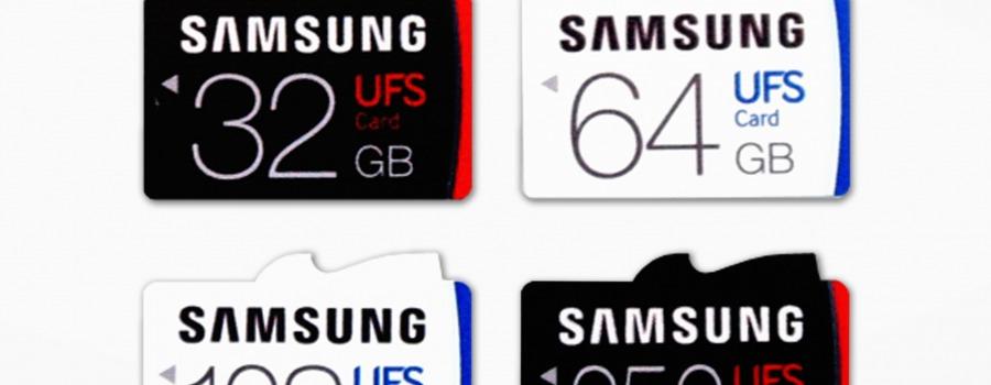 Karty pamięci UFS ułatwią kompatybilność z budowaną siecią 5G